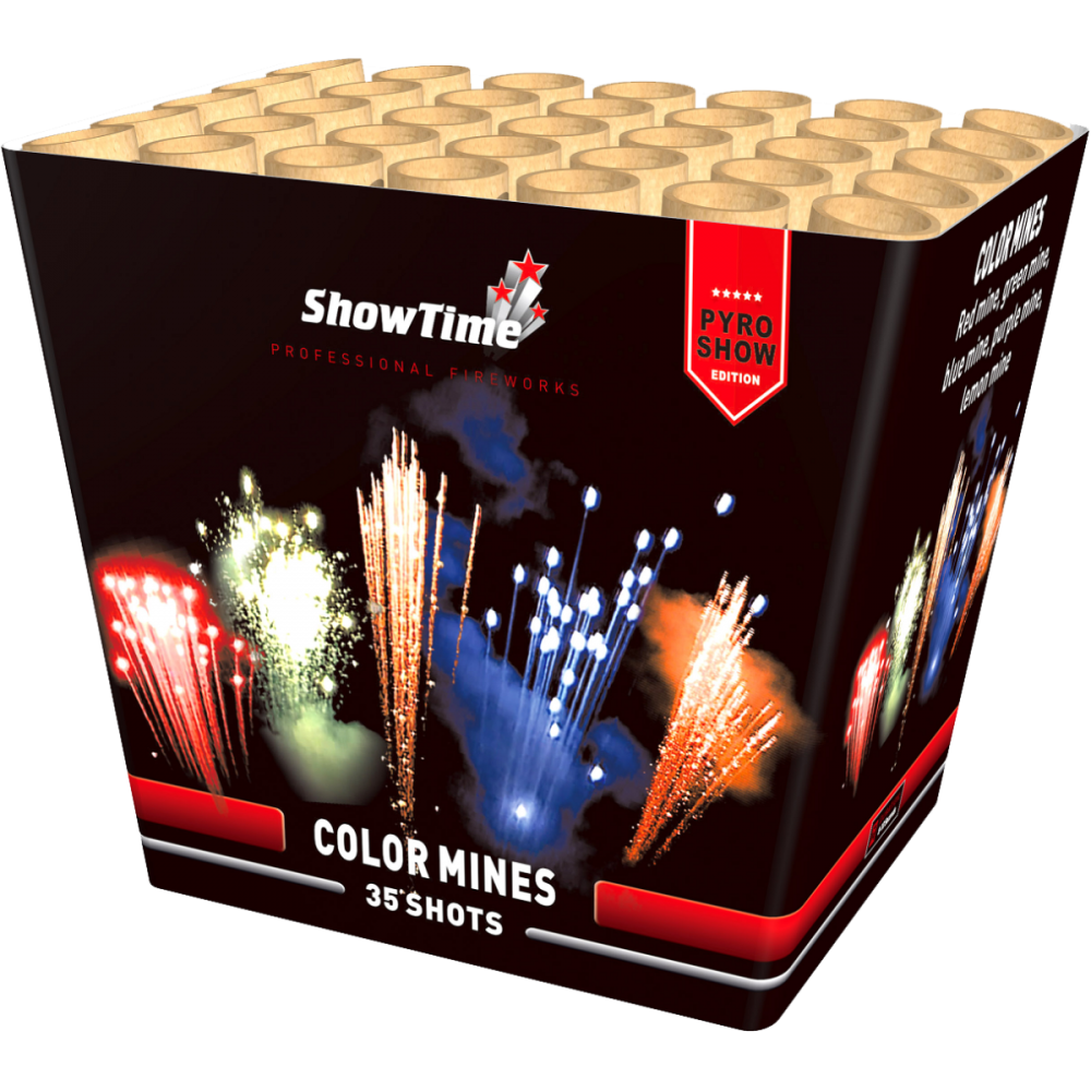 Color Mines