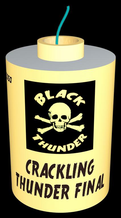 Crackling Thunder Final