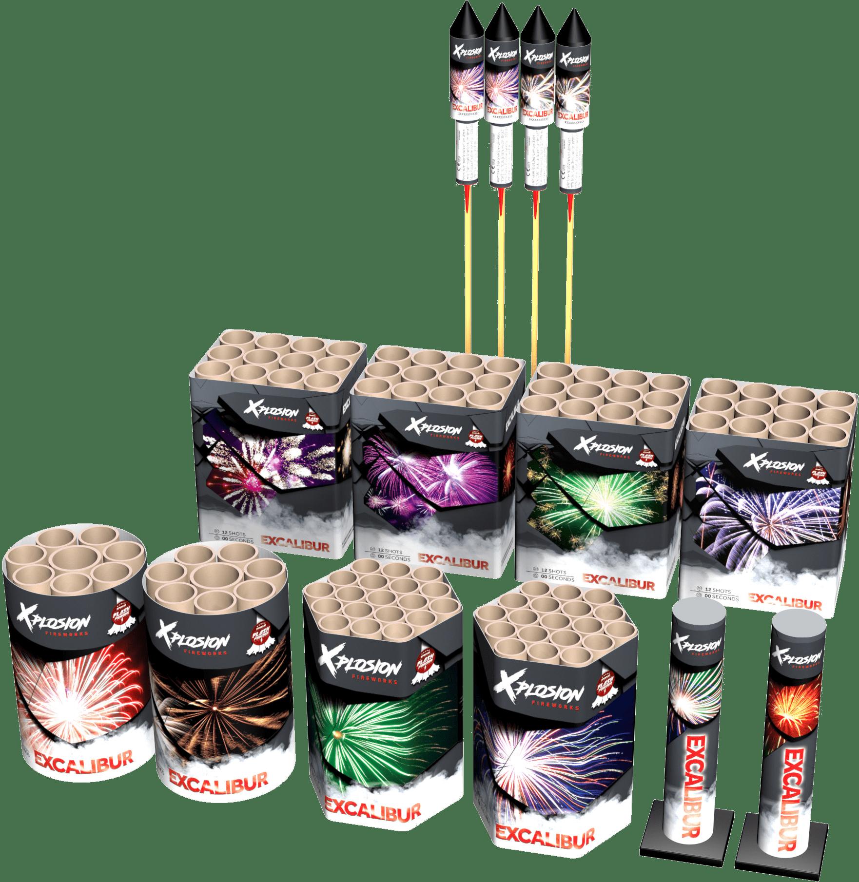 Excalibur pakket