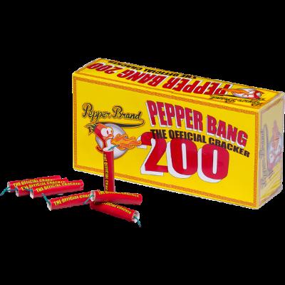 Pepper Bang 200