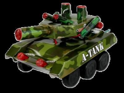 Tank groot