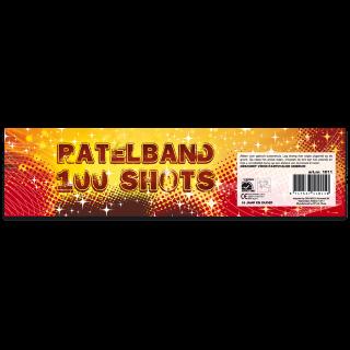 Ratelband 100 shot