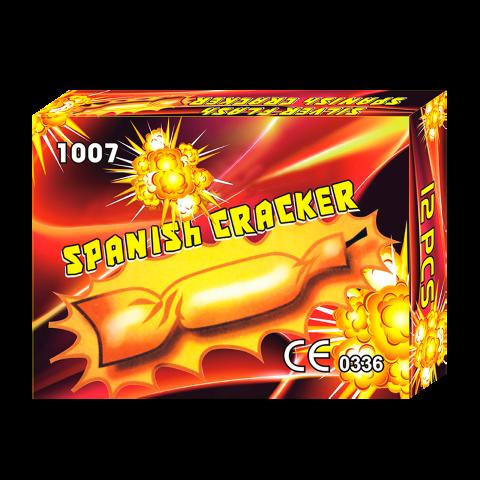 Silver Flash & Spannish Cracker
