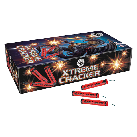 X-treme cracker 200st in slof