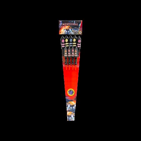 Dimensional Strike Rockets