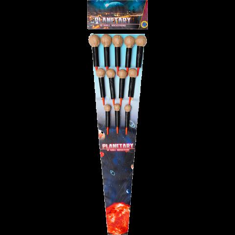 Planetary Rockets