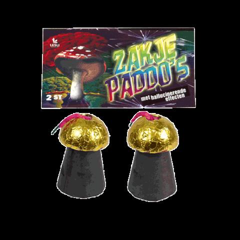 Zakje Paddo's