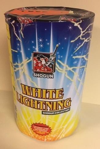 White Lightnign