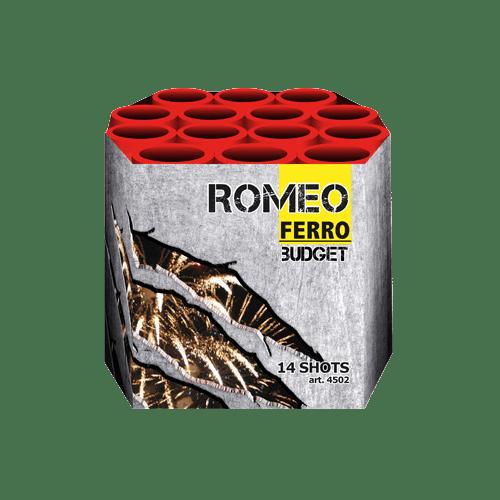 Romeo Ferrro Budget