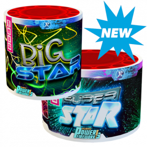 SUPER STAR + GRATIS BIG STAR