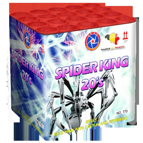 SPIDERKING   500 GRAM