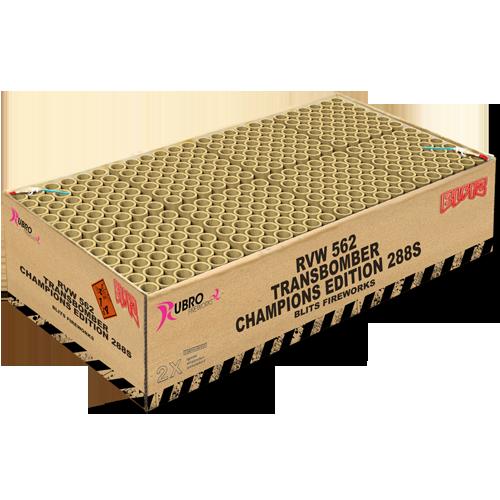 TRANSBOMBER CHAMPIONS EDITIONS XXL