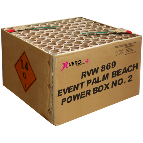 EVENT PALM BEACH POWER BOX No 2