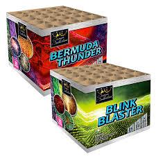 BERMUDA THUNDER & BLINK BLASTER 1 + 1 GRATIS
