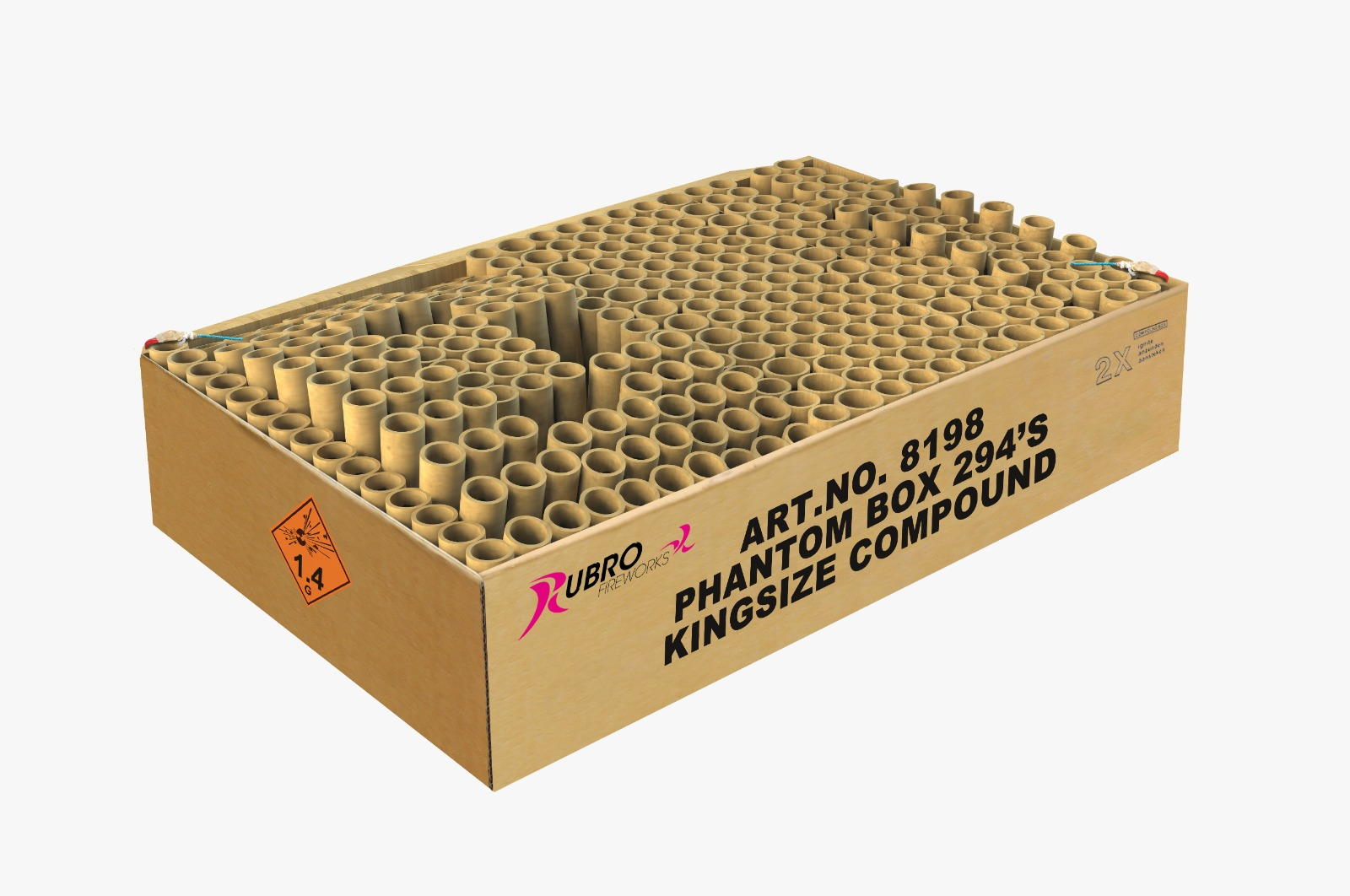 PHANTOMBOX KINGSIZE COMPOUND    25-30mm