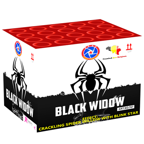 BLACK WIDOW XL BOX