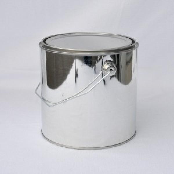 2,5 liter blik met deksel