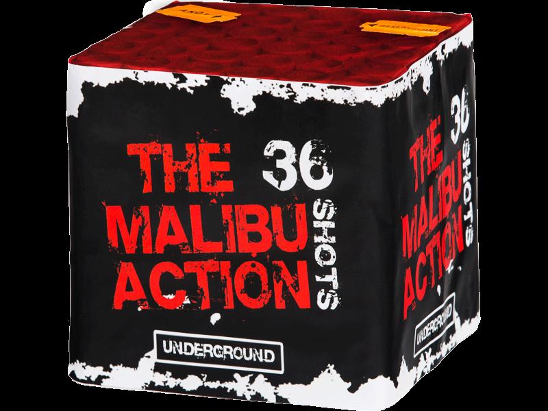 Underground Malibu Action