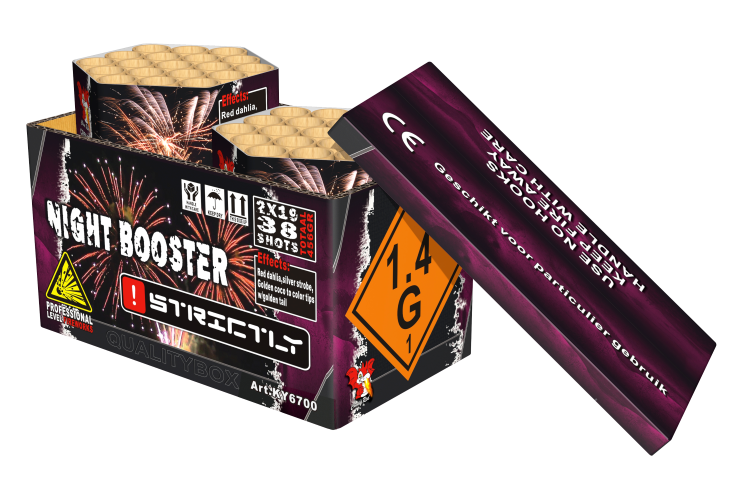 China Red Nightbooster