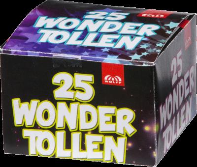Wondertollen 25 in een doosje