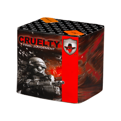 Wolff Pyro Bandits Cruelty