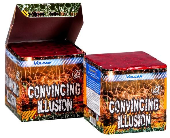 Vulcan Convincing Illusion
