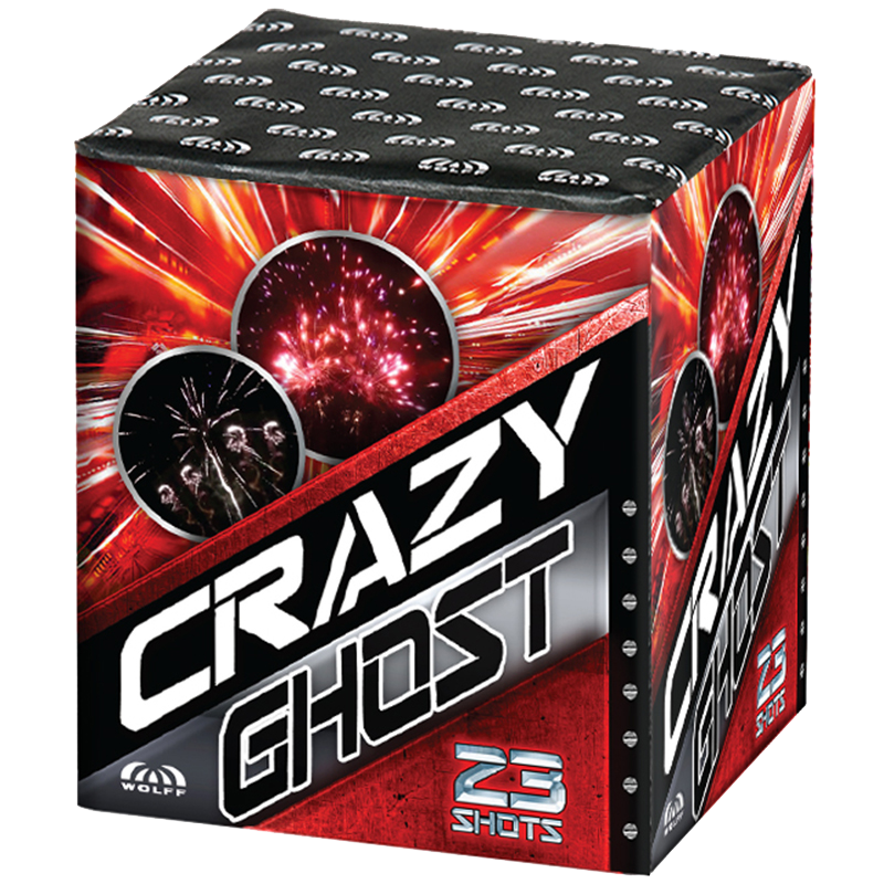 Dynasty Crazy ghost
