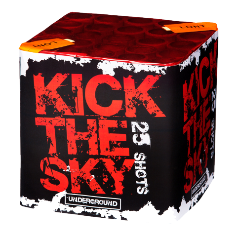 Underground Kick The Sky
