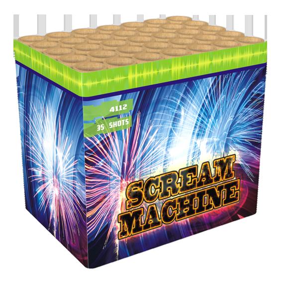 Wolff Scream Machine