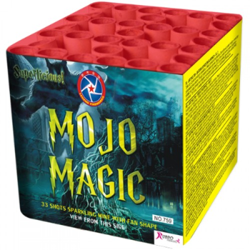 Heavy Legend Mojo Magic