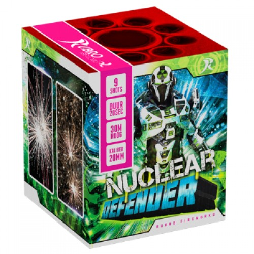 Adventures Nuclear Defender