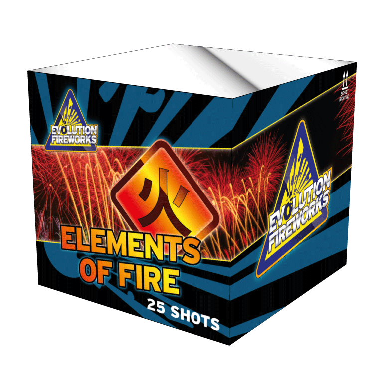 EVO Elements of Fire