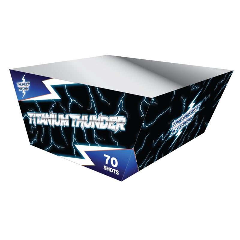 EVO Titanium Thunder