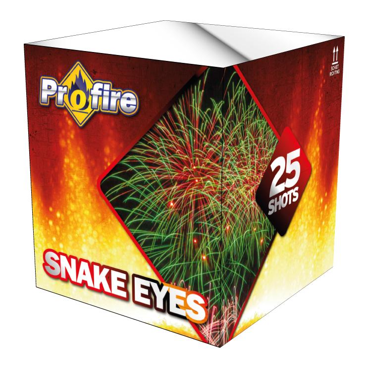 EVO Snake Eyes