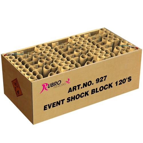 Event Shock Block 120's (compound)