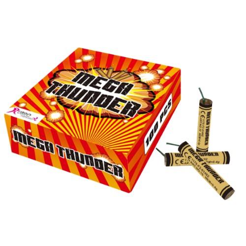 Mega Thunder Kanonslagen