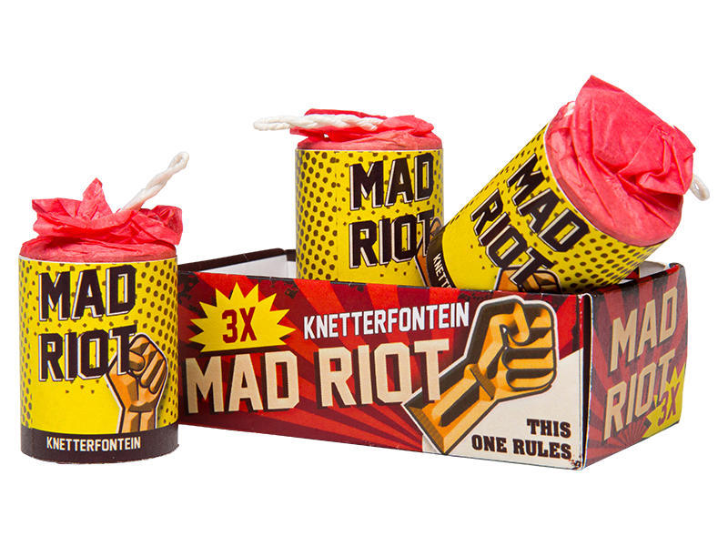 SALE! Mad Riot