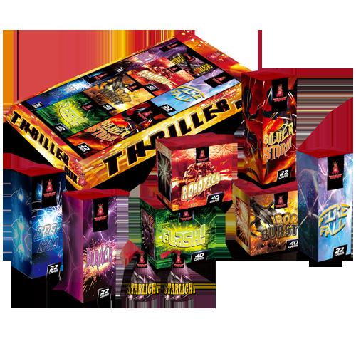 SALE! Thriller Box