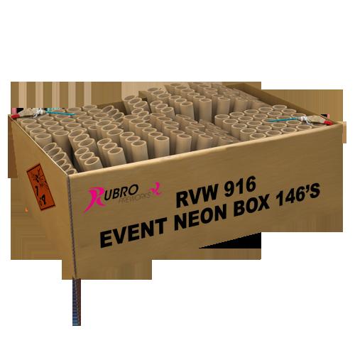SALE! Event Neon Box 146's