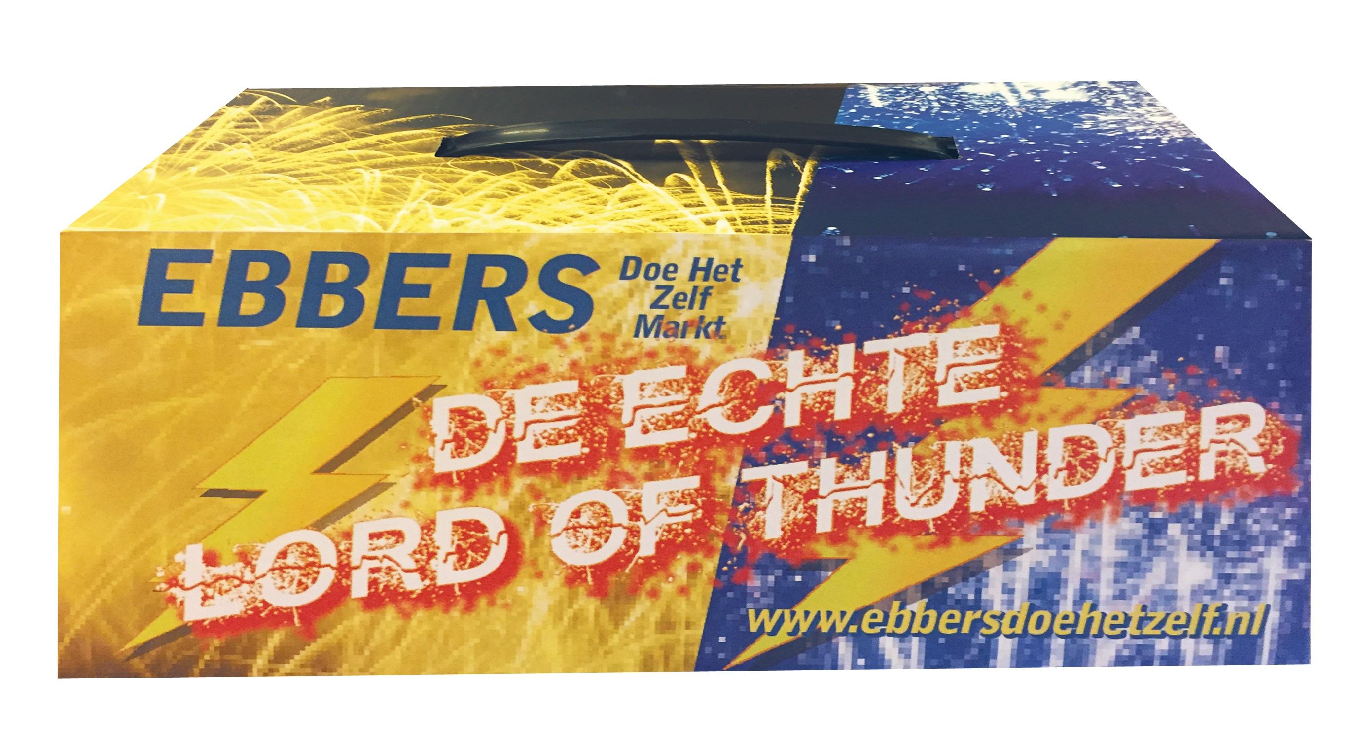 Ebbers Lord of thunder voordeeldoos