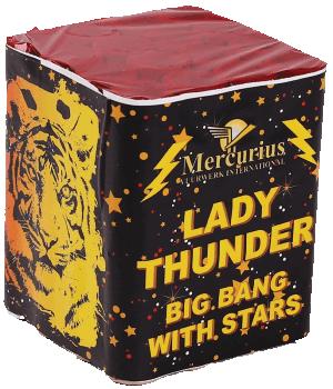 Lady thunder