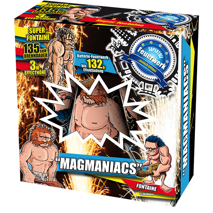 Magmaniacs