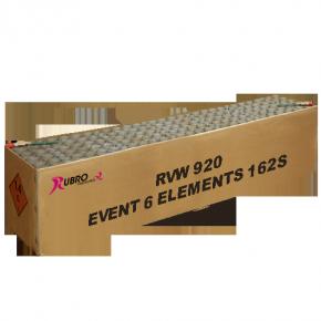 Eventbox 6 Elements 162's