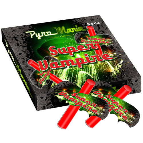 Super Vampire, 6 stuks