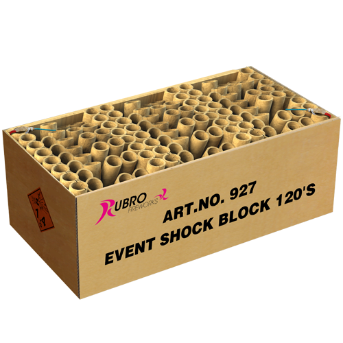 Event Shock Block 120's