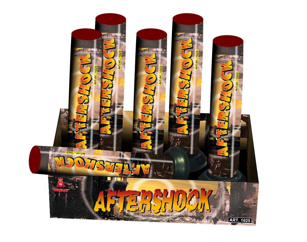 Aftershock xl mortieren