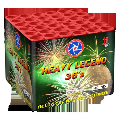 Heavy Legend 36