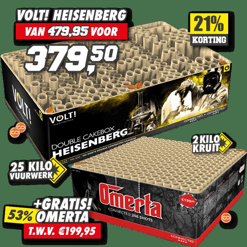 Heisenberg + Omerta