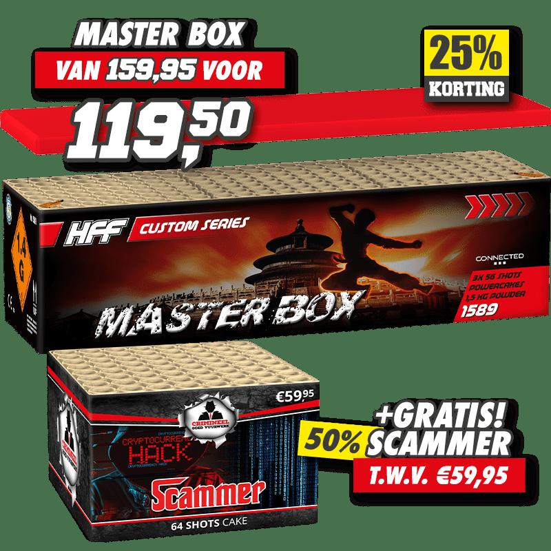 Master Box + Scammer