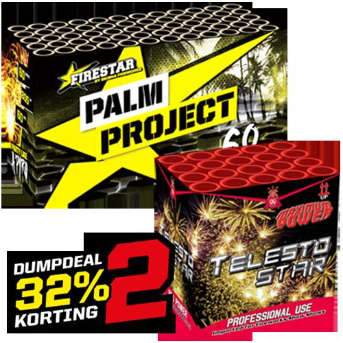Palm Projects + Telesto Star